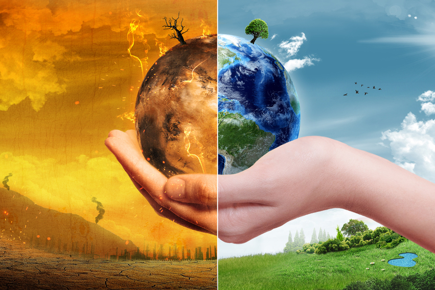 the contribution of mankind on the decline of our environment Our relationship with nature has historically been one of imbalance and overuse we can predict and measure the effects of our actions on the environment.
